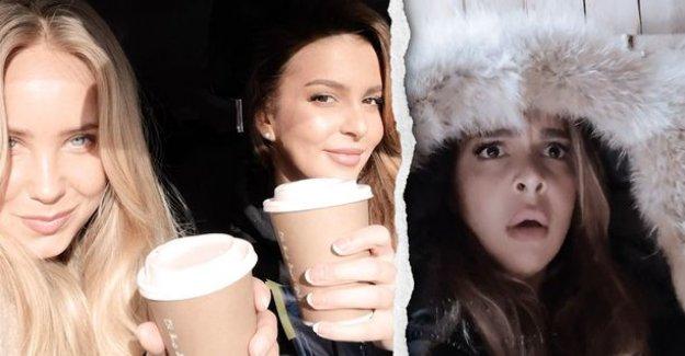 The ad Elisa Entertainment: Sara Chafak and Sabina Särkkä causing their followers heart palpitations – watch the video!