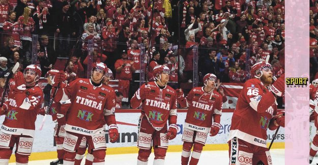 The anger when Timrå won: For the poor
