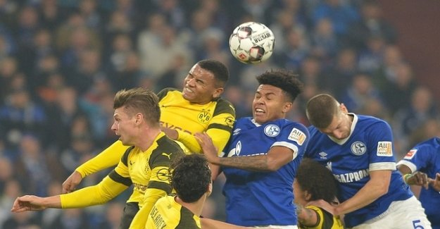 The biggest duels hot in soccer-Europe