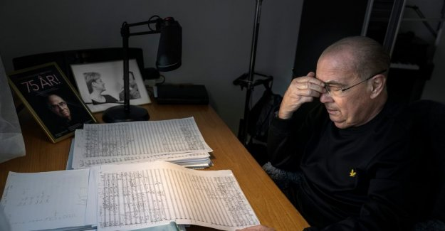 The composer Sven-David Sandström: Now it is enough to end soon