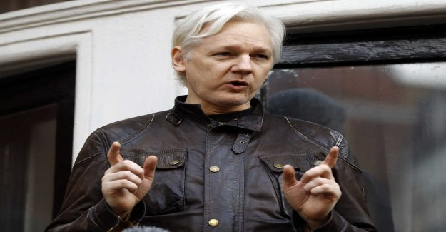 The controversy around Julian Assange-case