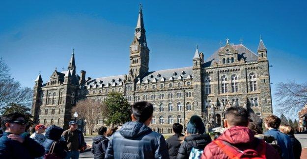 The dark heritage of the elite University