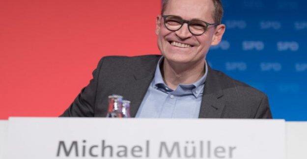 The dispute in the Berlin Senate : As Muller ruled, it is underground