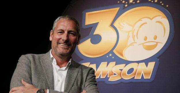 The end of an era: Gert Verhulst stops as 'Gertje' of Samson
