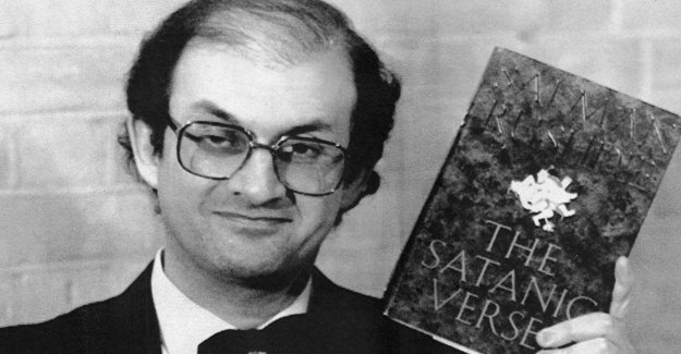 The fatwa against Rushdie for fun and seriously