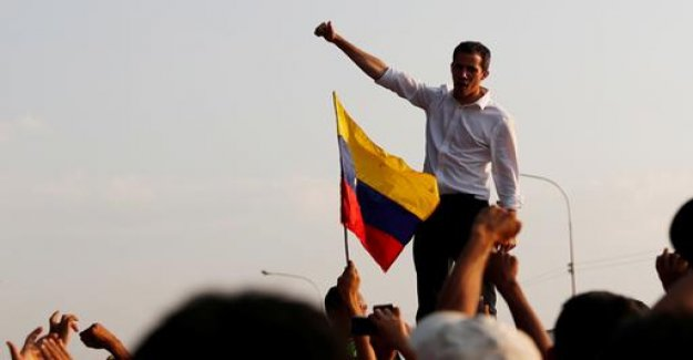 The fight in Venezuela: The Guaidó makes effect fizzles