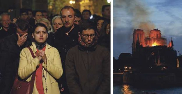 The fire in the cathedral of Notre-Dame: 23 minutes between the alarms
