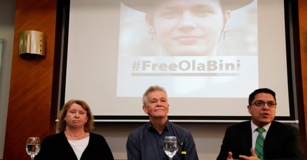 The foreign MINISTRY requested clarification from Ecuador on the detainee, the swede