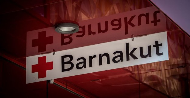 The head of the barnakuten: the Disastrous consequences if the nurses say