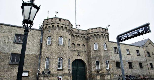 The iconic Olsen Banden-prison set for sale