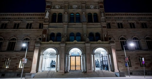 The national museum after budgetbesked: the Business is threatened