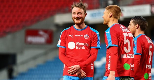 The newcomer HIF showed class in the premiere – beat Norrköping