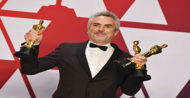 The oscars baptize if the foreign price