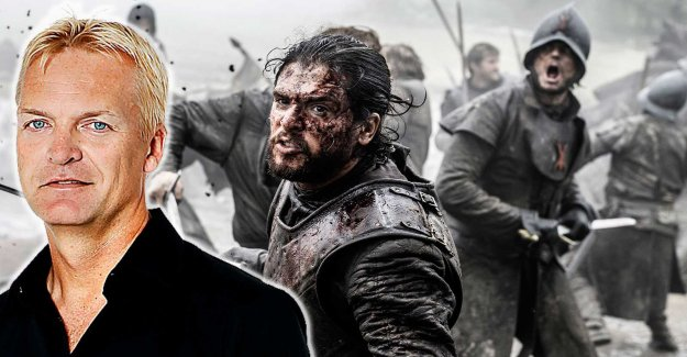 The premiere of Game of thrones is like a revival meetings
