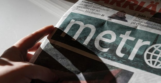 The president wants to do on the Metro to the unsubscribed newspaper
