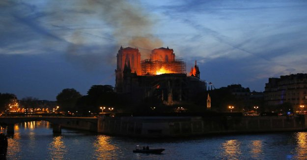 The priceless objects saved from the Notre-Dame