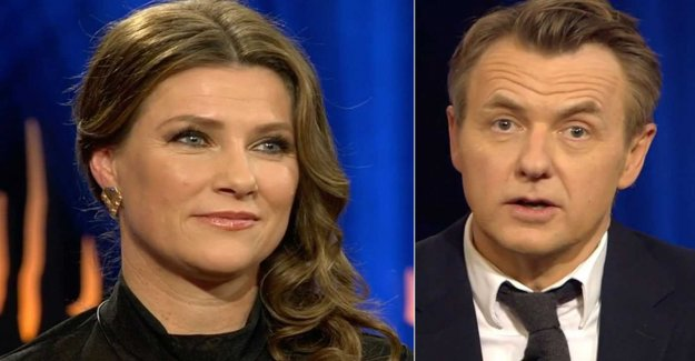 The princess's criticism of the Skavlan: Is it okay?