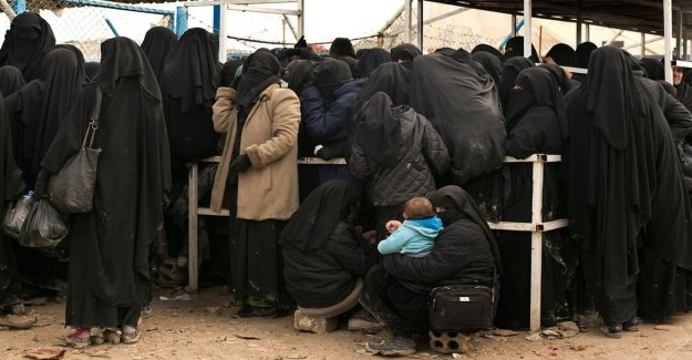 The psychologist appeals to relatives To travel to Syria could worsen the situation