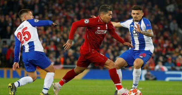 The quarter-finals of the Champions League : Liverpool and Tottenham win first legs