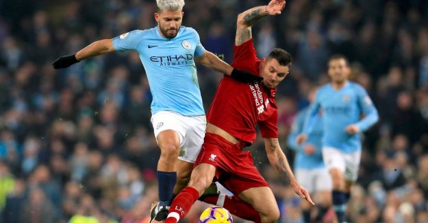 The record that Liverpool and Man City is absolutely not on their name