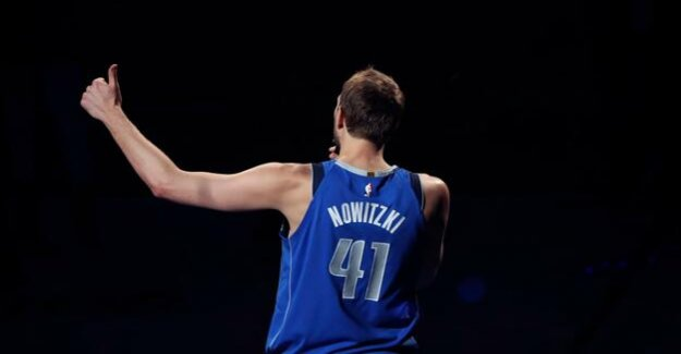 The resignation of the Basketball Superstars : How Dirk Nowitzki the first defeat taught