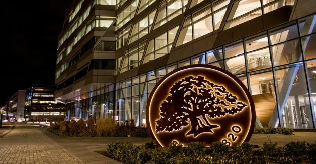 The stock market rises with Swedbank in the lead