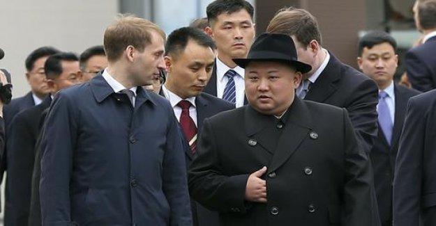 The summit meeting of Putin and Kim starts