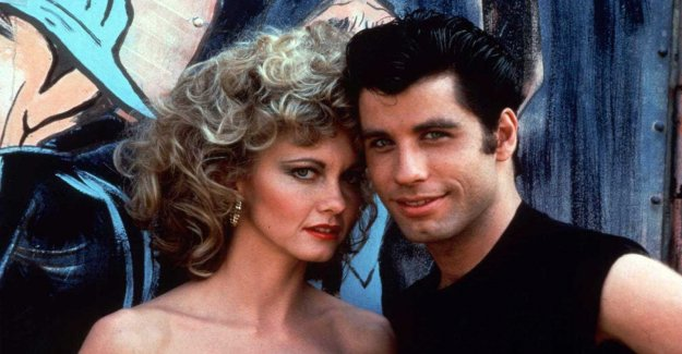 The third Grease-the film is on the way