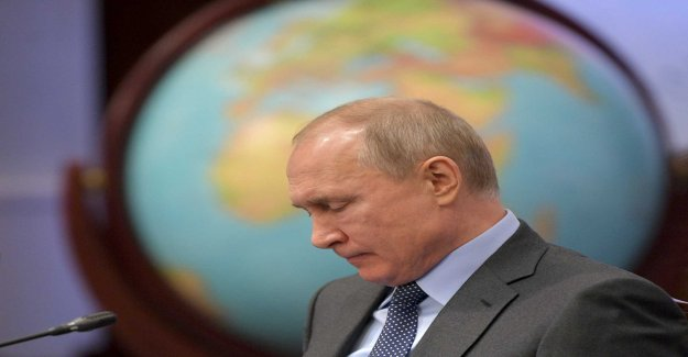 The united states condemns Putin's gambit