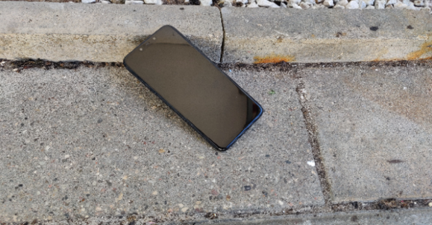 The woman lost a new phone: Now, the man said thank you