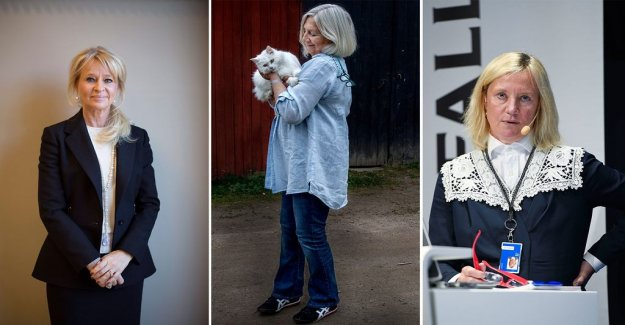 The women who can clean up in the Swedbank