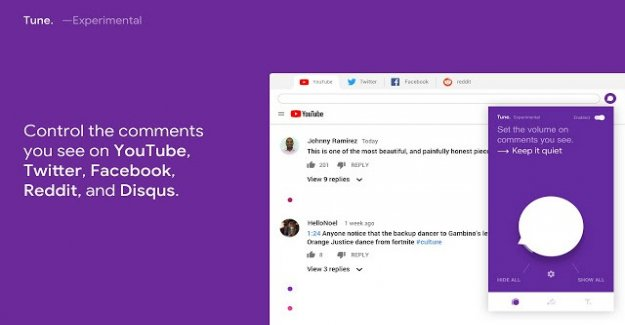 This Chrome-extension to filter toxic comments