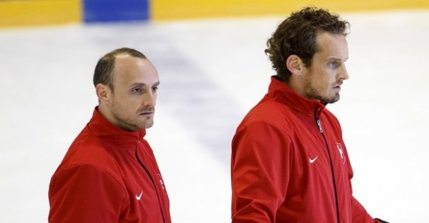 This is the new coach of HC Davos
