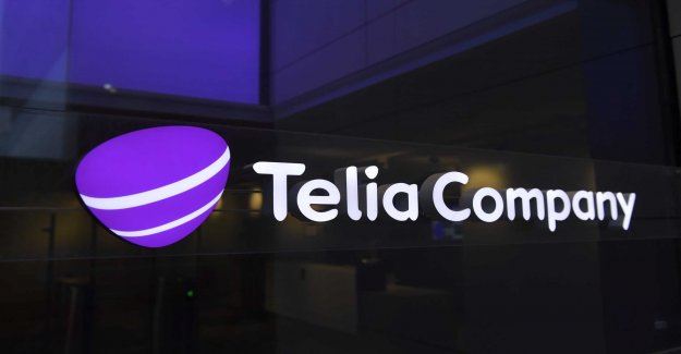 Threat to Telia in Norway after the commercials