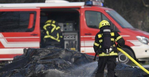 Three Dead in plane crash
