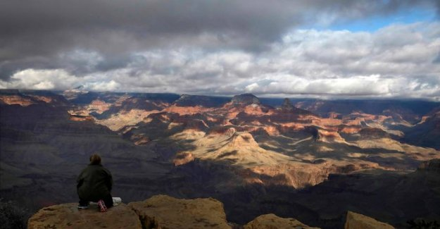 Three died in eight days: a Tourist fell to his death at Grand Canyon