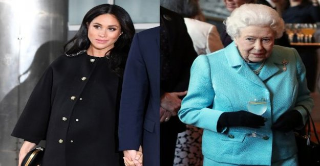 Thus rudely queen knocked out Meghan's jewelry in the debate: I decided!- give the most beautiful jewels only to Catherine's use