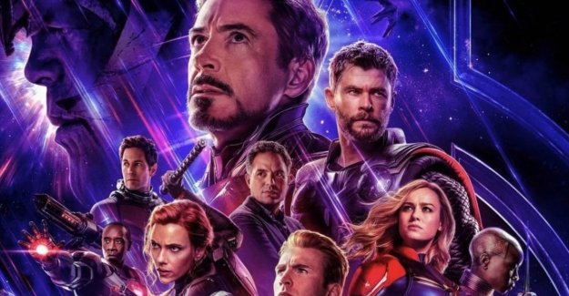Tickets for 'Avengers: Endgame will be sold at an inflated price of almost $ 10,000 the piece