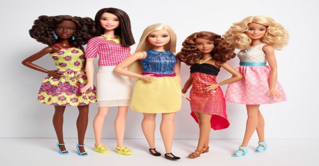 Today on tv: Curvy Barbie came into the shops – crisis consultant to help