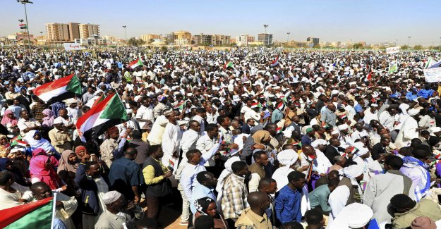 Total power outage in Sudan