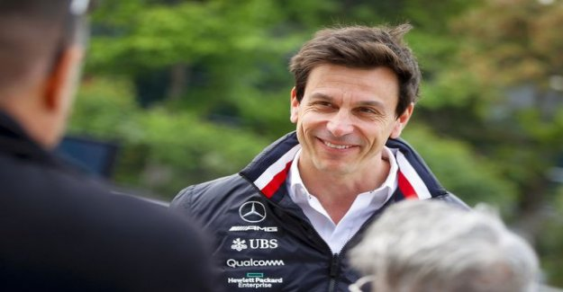 Toto Wolff warns Ferrari: Two alpha males nokittelussa lies the big risk – we Were in the same situation, Nico and Lewis
