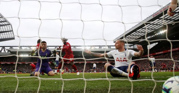 Tottenham boss despite the defeat: We laughed at Liverpool
