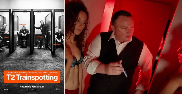 Trainspotting-actor death – shot in the head