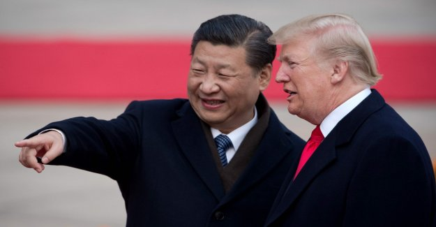 Trump announces massive agreement with Xi