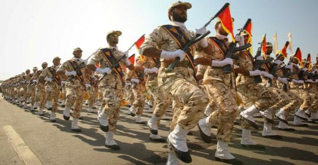 Trump attacks Iran : revolutionary guards are a terrorist group