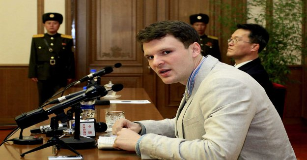 Trump did not pay north Korea for Warmbier