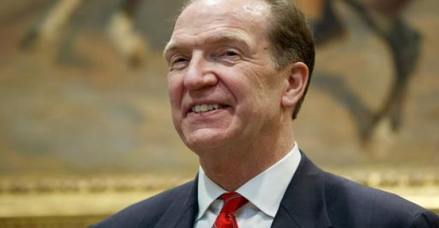 Trump-the candidate Malpass is new world Bank chief