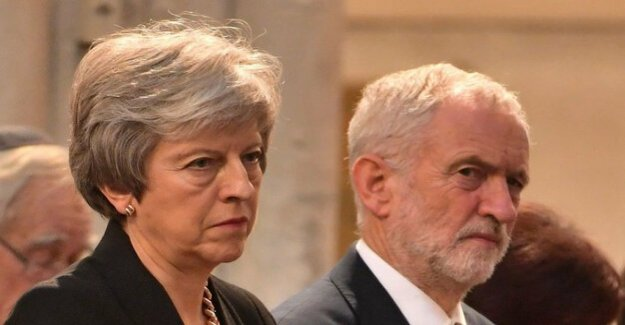 Turning in the Brexit-the dispute May seek a solution with the Opposition