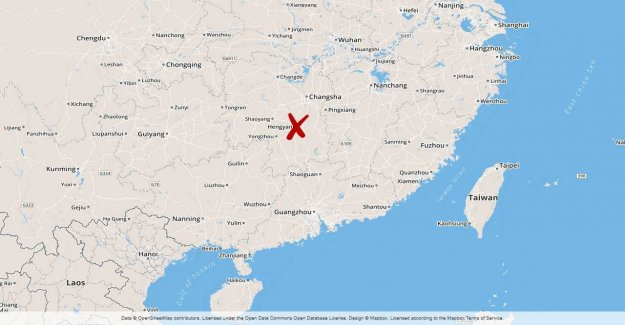 Two dead at knivattack at school in China