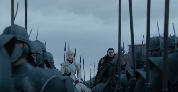 Two weeks from now: 'Game of Thrones' launches new teasers for season 8